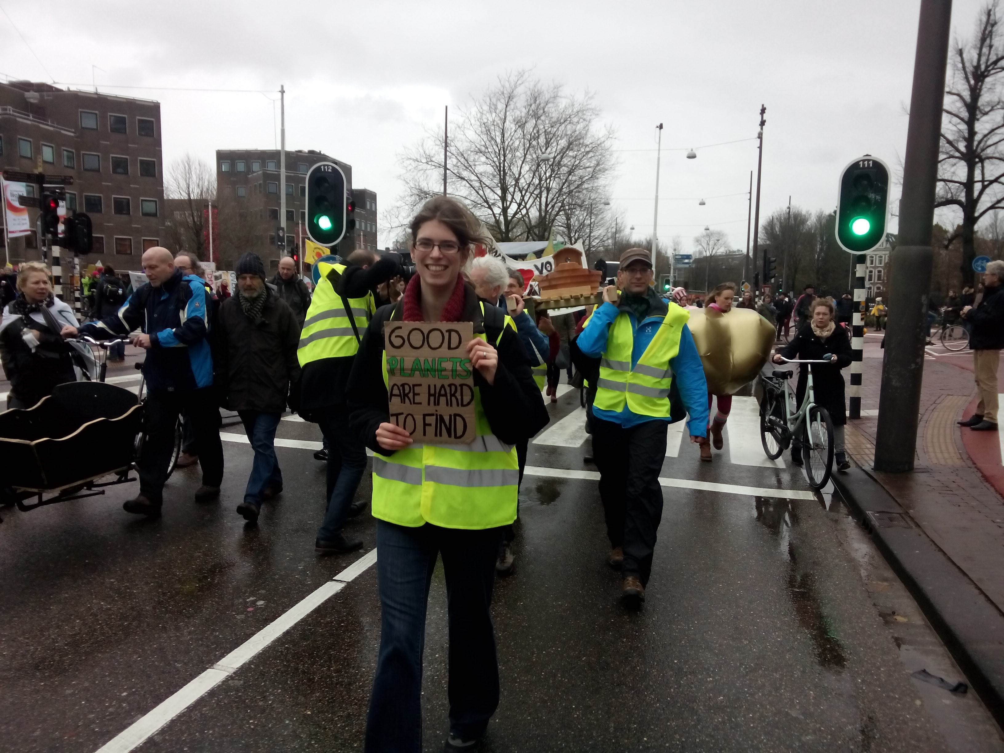Climate March Amsterdam
