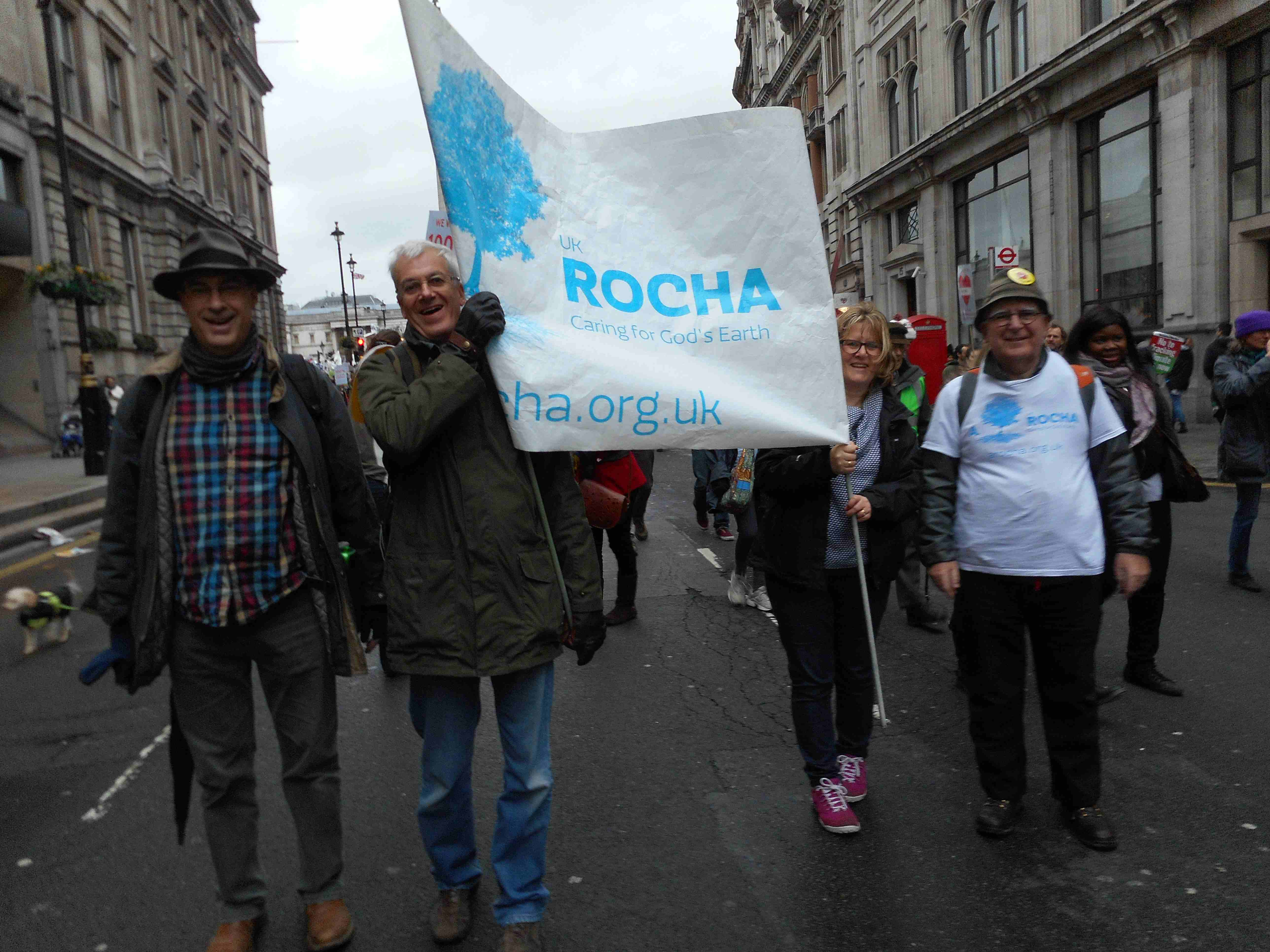 Climate March London